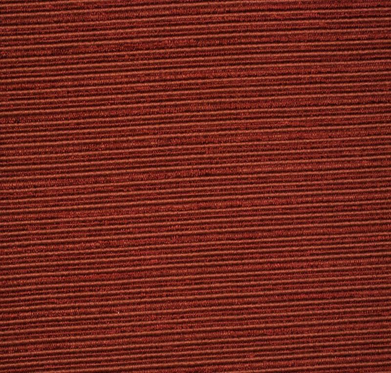 Textile sample from Valley Forge Fabrics: Reverie: Paprika. MFR SKU: AS10-03 649555