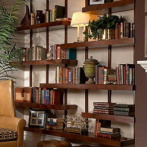 View All Bookcases & Shelves