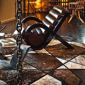View All Leather Flooring