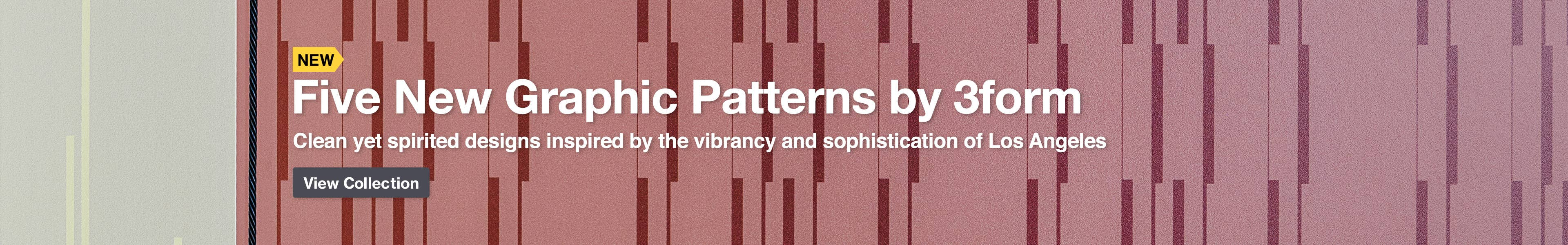Five New Graphic Patterns